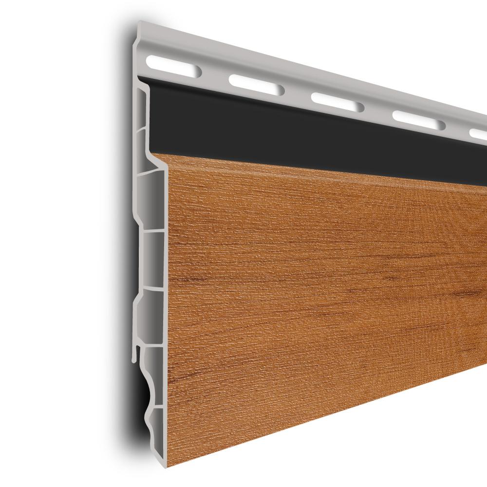 wartungsfreie fassadenverkleidung dekotrim 95 rhombus design. Black Bedroom Furniture Sets. Home Design Ideas