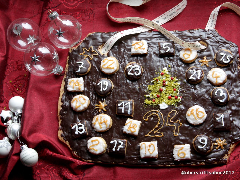 Geschenke aus der Küche: Ein Adventskalender, den man zum Fressen ...