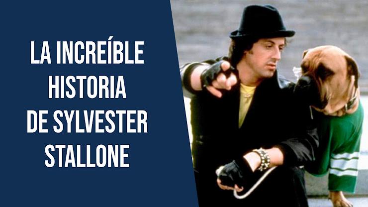La historia de Sylvester Stallone