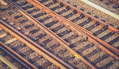 Fotografia de Linha de Comboio