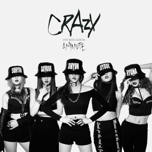 4minute - Crazy [FLAC   MP3 320 / CD]