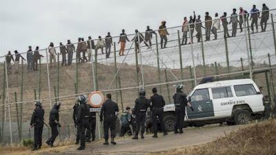 inmigración, inmigrantes, españa, invasión