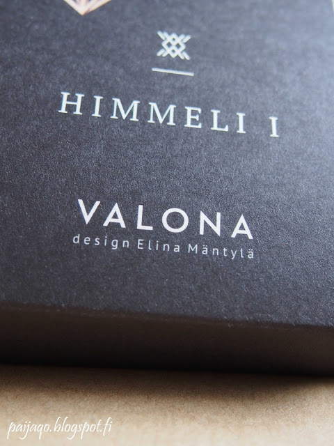 Valona himmeli Elina Mäntylä