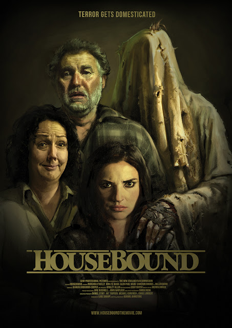Housebound (2014) ταινιες online seires xrysoi greek subs