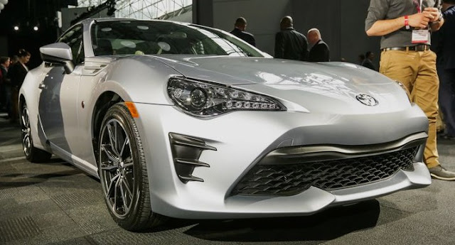 2018 Toyota 86 Rumors