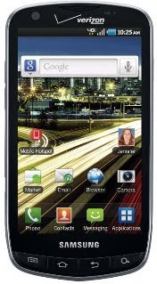 SAMSUNG DROID CHARGE SCH-I510