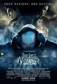 The Last Airbender (2010) Hindi - Tamil - Telugu - Eng Download 400mb