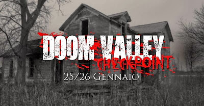 Doom Valley: un gioco survival-horror dove i protagonisti sarete voi!