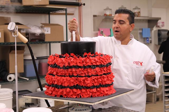 Seis episódios inéditos da nona temporada compõem faixa especial dedicada a Buddy Valastro e sua fábrica de bolos monumentais