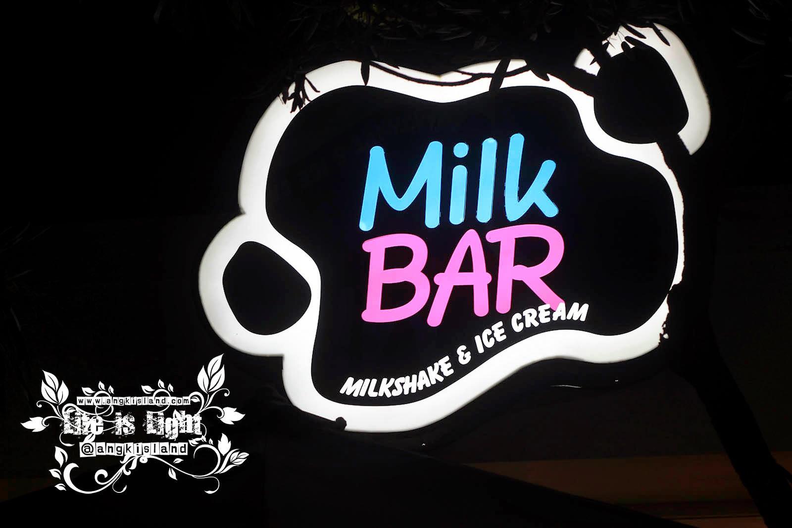 Milk Bar Jogjakarta