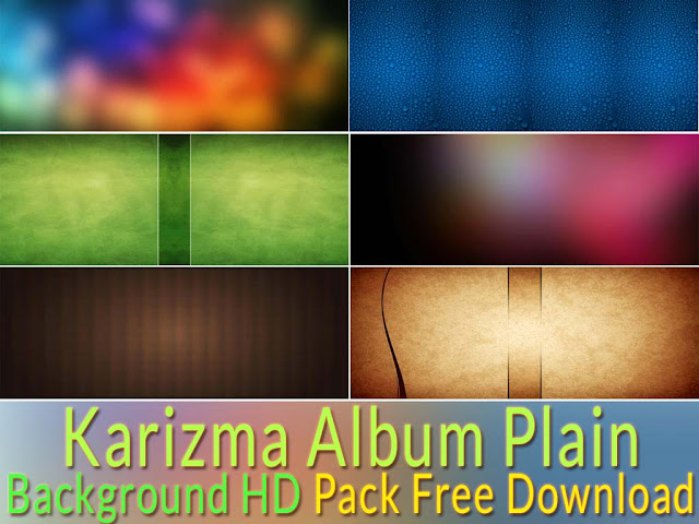 Karizma Album Plain Background