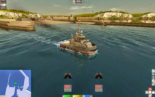 Download Game Europan Ship Simulator PC Full Version Free