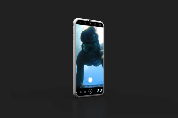 Impresionante diseño conceptual del iPhone 8