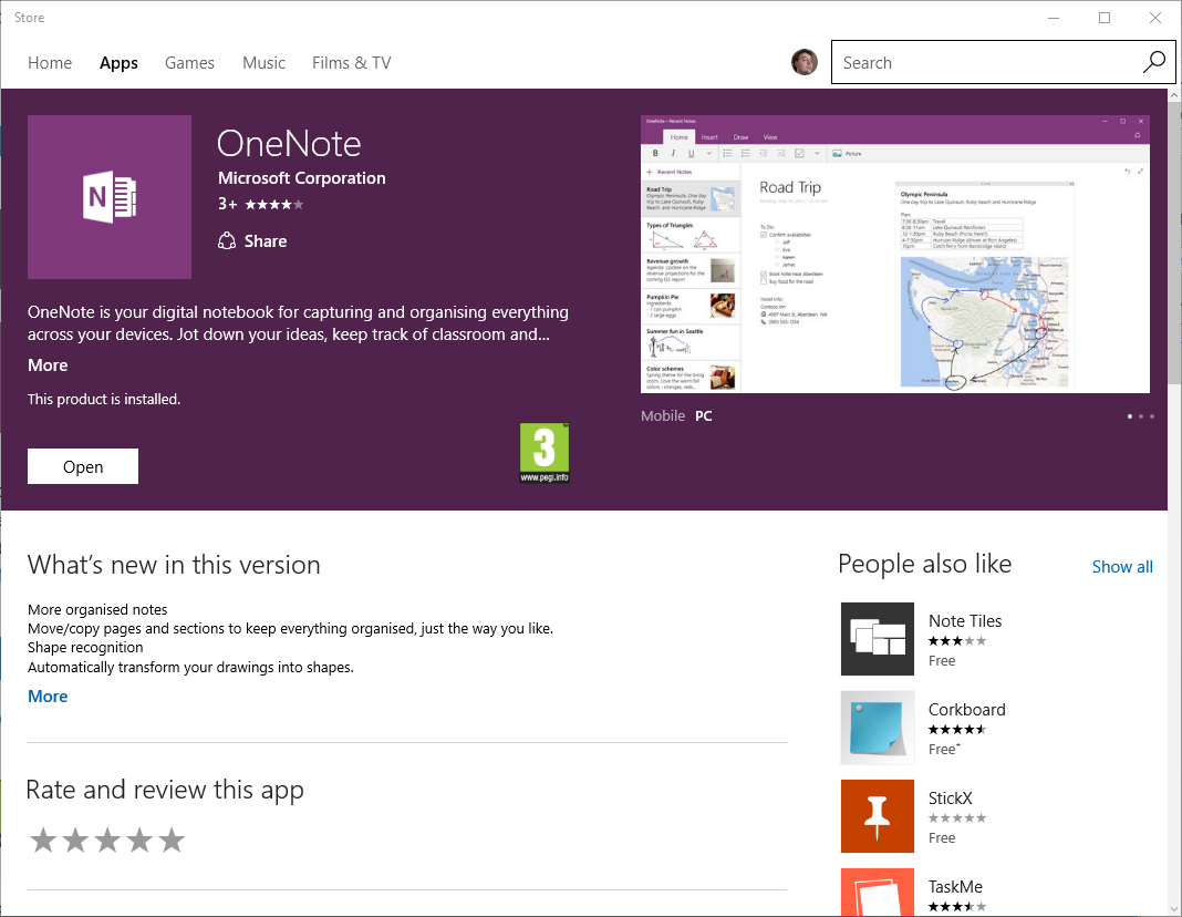 Reviews Of Blah: Windows 10 System Apps Review: Get Office