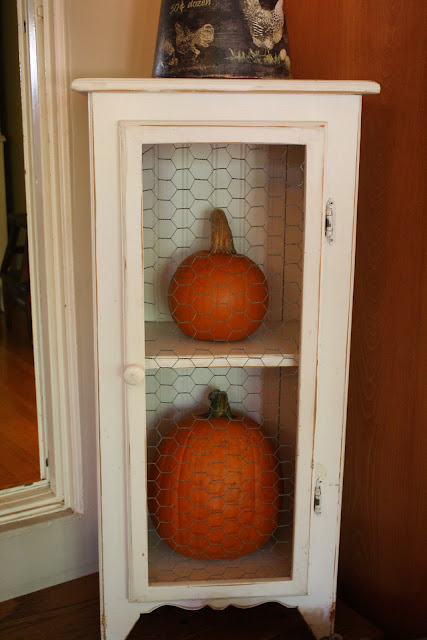Farmhouse decor, farmhouse cupboard