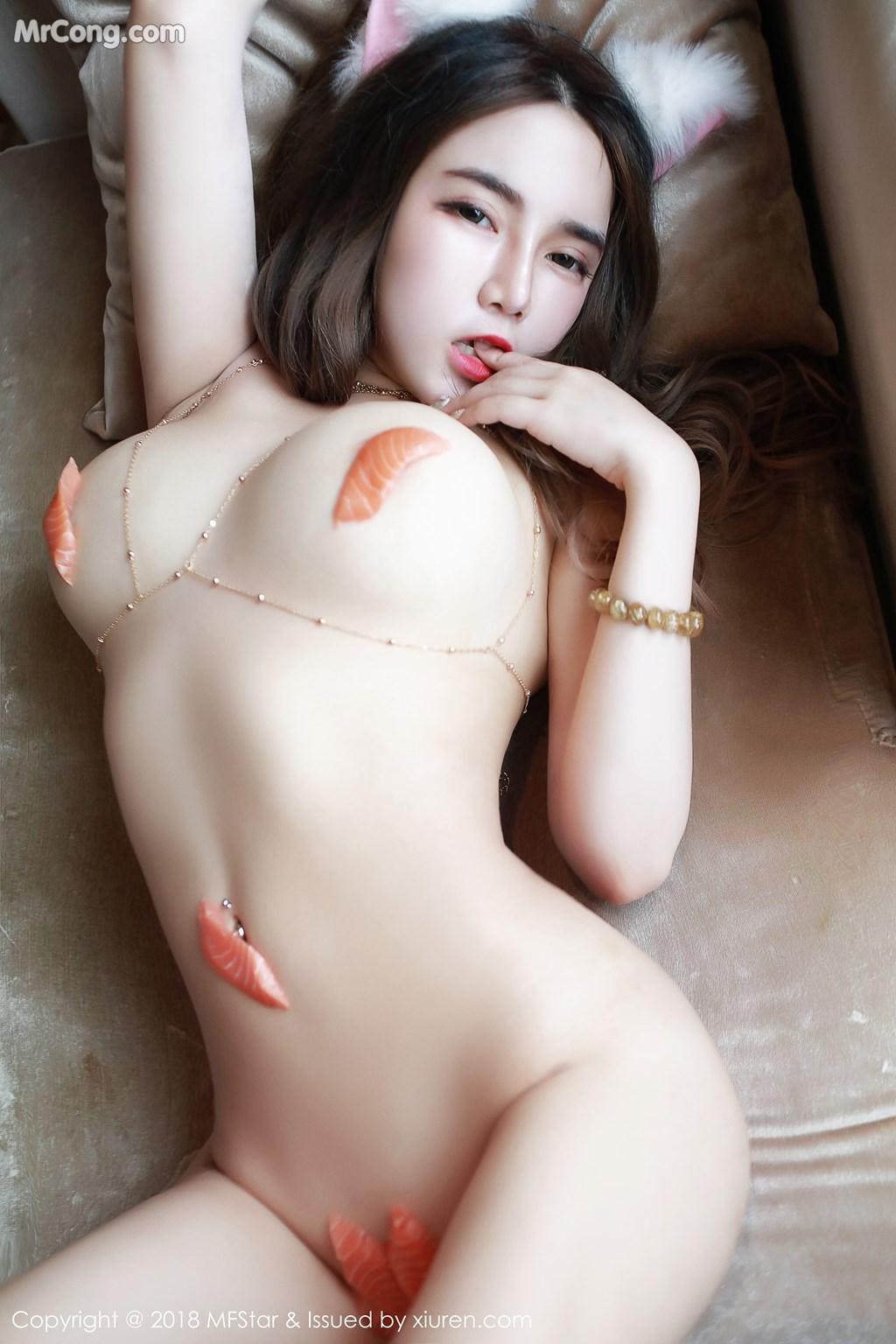 Image MFStar-Vol.157-Wen-Xinyi-MrCong.com-008 in post MFStar Vol.157: Người mẫu Wen Xinyi (温心怡) (32 ảnh)