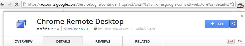 Add remote desktop access