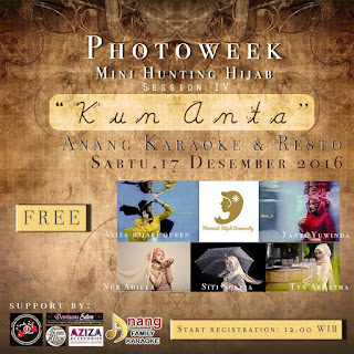 Event Fotografi Malang - PhotoWeek Mini Hunting Season IV