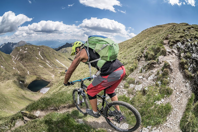 Enduro Downhill Seefeldspitze Südtriol
