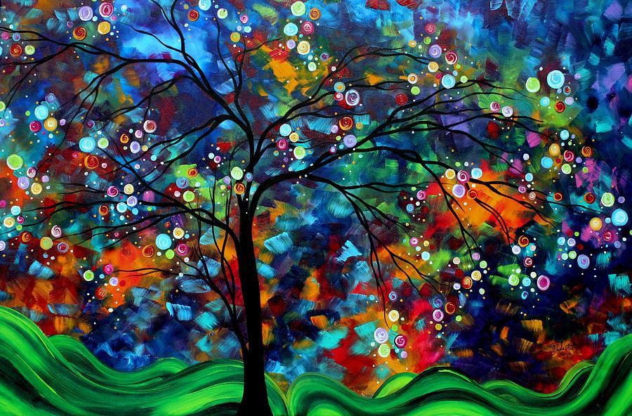 Digital Mixed Media - Kirch: Abstract Art