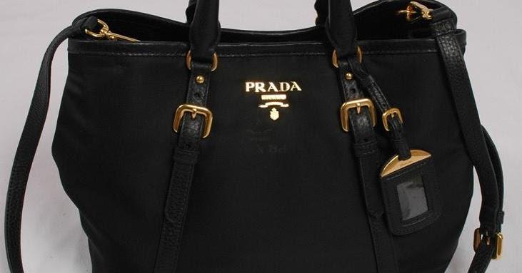 00c92db4b01b Truly Vintage: Prada Tessuto Vitello Daino Leather Nylon Satchel Crossbody Bag  Prada Nylon Tessuto Vitello Daino Top Handle Bag BR4993 ...