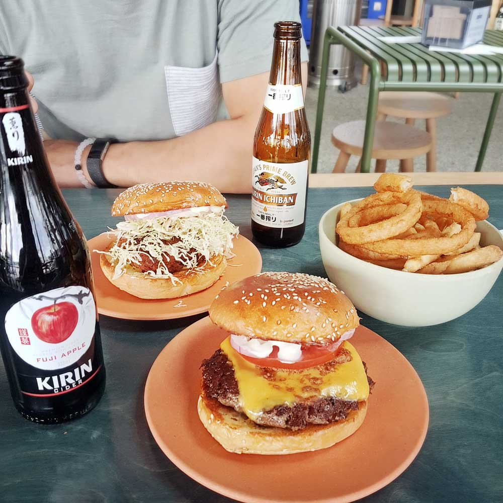 Ume Burger - Down Under Travel Guide: What You Can Eat and Do in Sydney