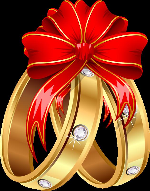 Transparent Background Wedding Ring Png - Wedding Rings ...