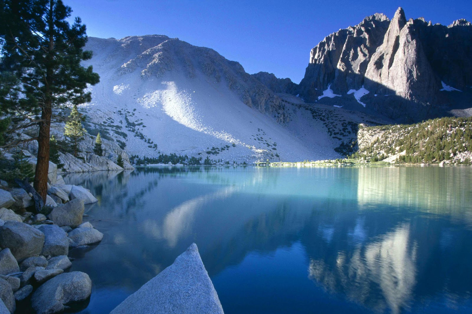 Beautiful Wallpapers: Beautiful Lakes Wallpapers