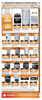 Home Depot Weekly Flyer Circulaire August 17 - 23, 2018