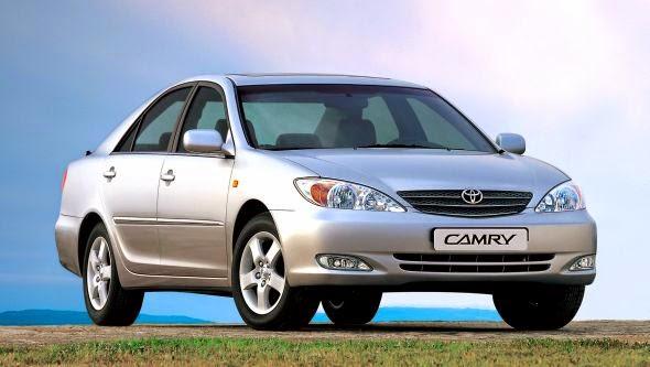 Camry 5 01 -  - Lịch sử các dòng xe Toyota Camry : Đột phá qua từng thế hệ