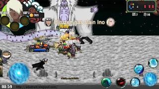 Download Naruto Senki Overhaul v.2 Apk By Ilham