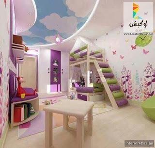 Modern Children's Rooms 17