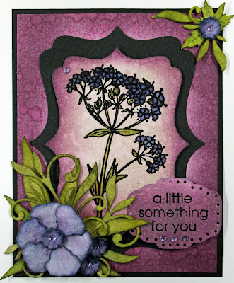 A Little Something for You by Corina Finley
