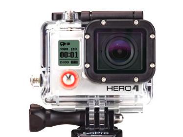 Abadikan Momen dengan Kamera Go Pro