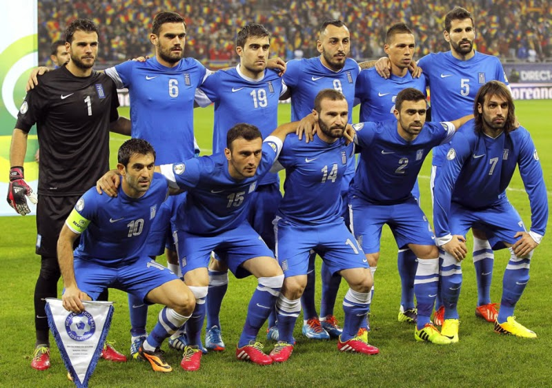 Watch Greece live online. World Cup Brazil 2014 games free streaming. Best websites for football matches without signing up.