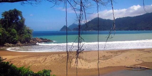 Gambar Pantai Pancer