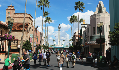 Disney's Hollywood Studios Walt Disney World