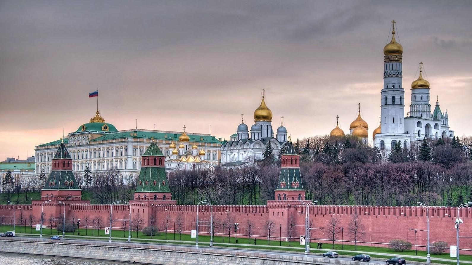russian kremlin moscow 1600 - photo #9