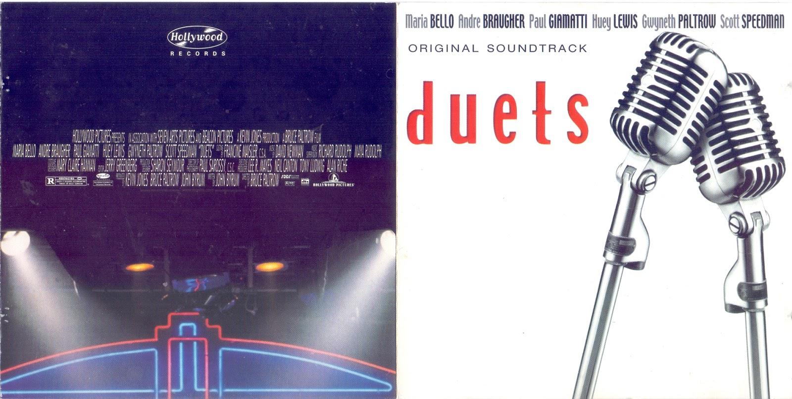DISCO GIRLS BABES: Original Soundtrack 'Duets'
