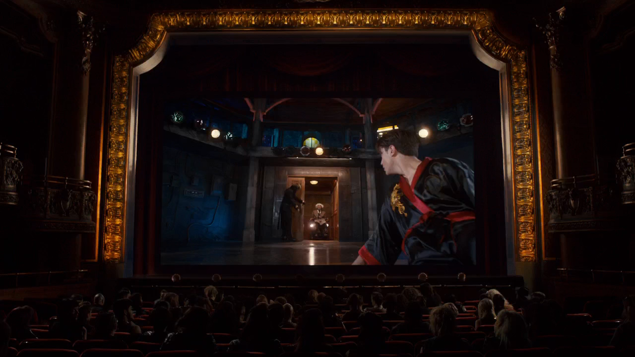 El Show de Terror de Rocky (2016) 720p Latino - Ingles captura 4