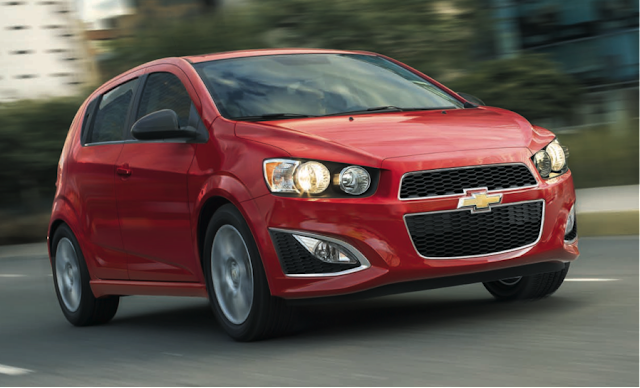 2016 Chevrolet Sonic Downloadable Brochure