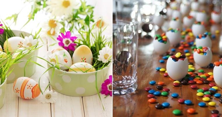 10 ideias de decoração para a Páscoa - Amando Cozinhar ...