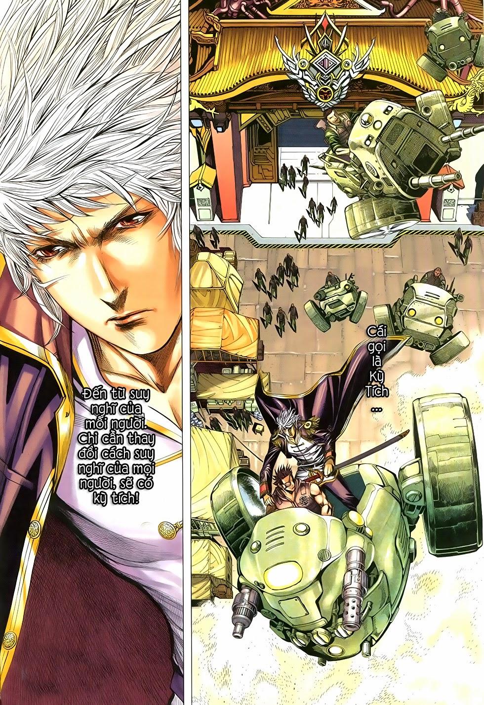 Đại Quân Phiệt chap 29 trang 15