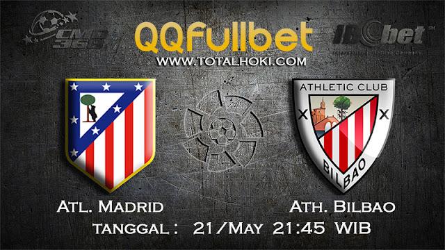 PREDIKSIBOLA - PREDIKSI TARUHAN ATL.MADRID VS ATH.BILBAO 21 MAY 2017 (LA LIGA SPANYOL)