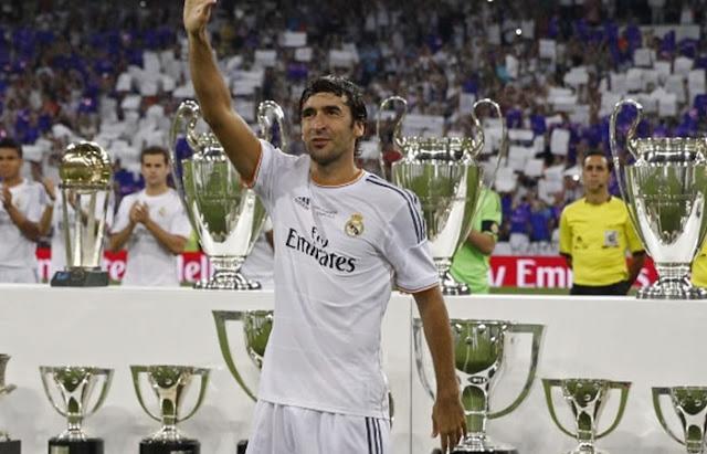 Feliz cumpleaños Raúl. La leyenda del Real Madrid
