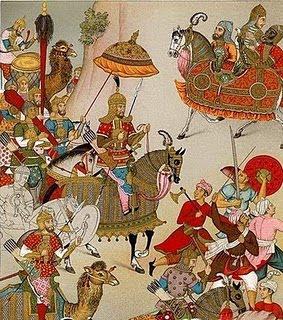 18 युद्ध जिन्होंने भारत का भाग्य बदल दिया