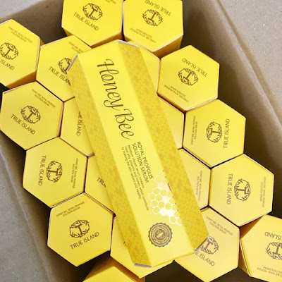 honey bee royal propolis serum murah