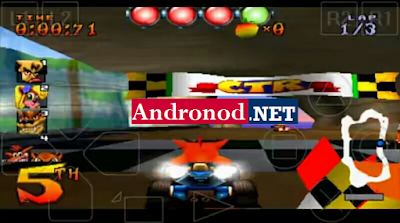Download Kumpulan Game PS1/PSX ISO Android High Compress Terlengkap