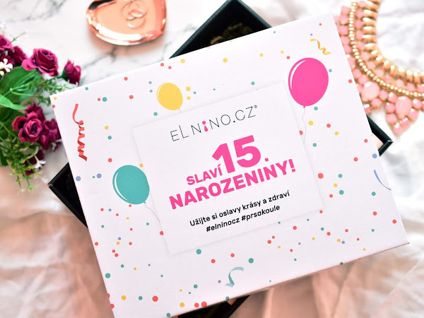Elnino oslavuje 15. narodeniny