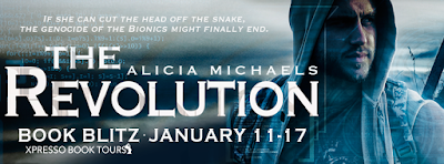 Book Showcase: The Revolution by Alicia Michaels